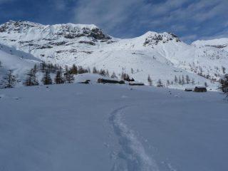 gli alpeggi pian pra