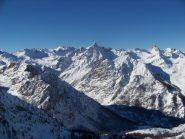 panorama Val Maira