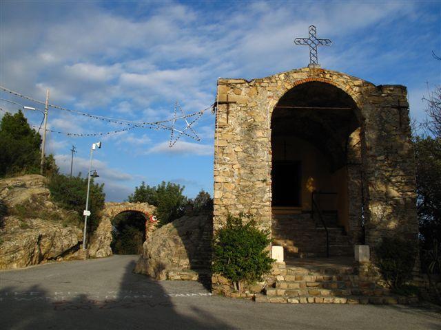 Chiesetta di Santa Croce Alassio