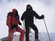 vento patagonico in cima
