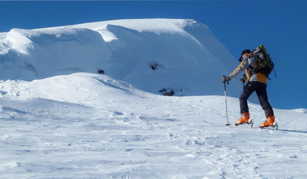Damüls Portlahorn da Wallisgaden 2011-01-06
