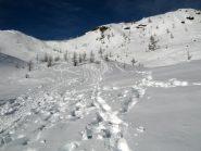 Colle del Lago Bianco