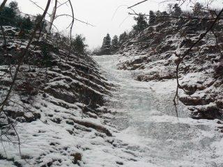 cascata di Santo Stefano
