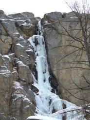 la cascata completa
