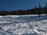 La neve oggi