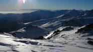 Valle Po dal colle della Gianna