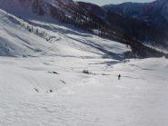 Appena sopra Pian dell'Alpe