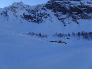 l'alpeggio Entrelor