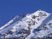 Il Civrari, a sx la cima