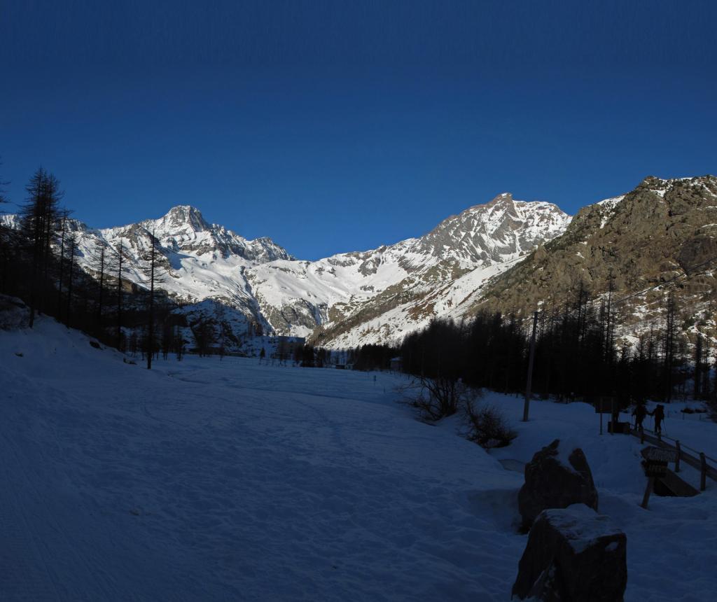 Tovetto (Colle Sud del) da Balme 2011-01-26