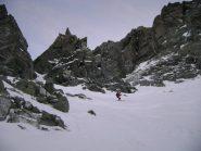partenza, dall'ultima neve