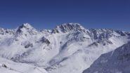 Grand Combin/ Mont Vélan