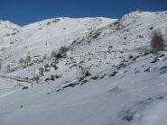 L'alpe Cavanna e la dorsale di Bric Paglie