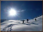 ...splendida neve per splendida giornata... !