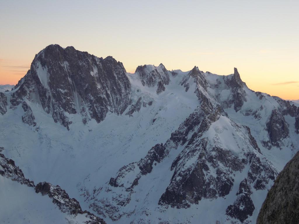 Panorama dal Whymper