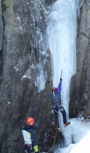 Muyo in Dry tooling