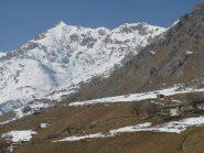 Alpe Frera e Verzel sullo sfondo
