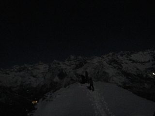Granpa, Tresenta e Ciarforon by night