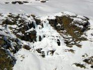 cascate dell'Alpe della Sella Vecchia