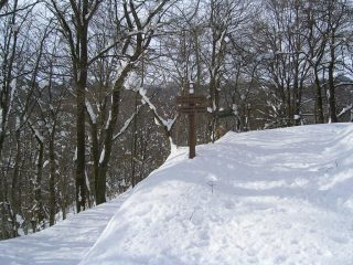 Bivio Via delle Meridiane - Monte Saben