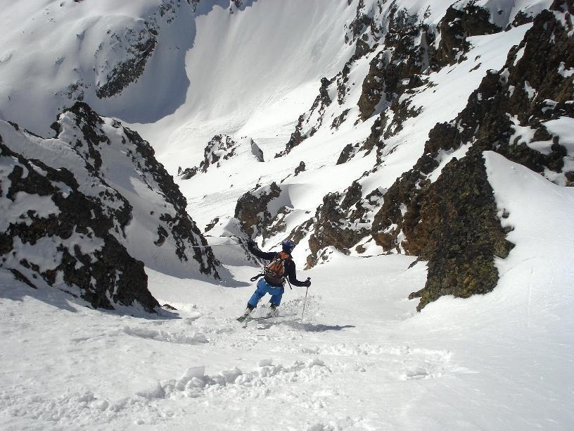 Gardette (Roche de la) Couloir S di sx 2011-03-06