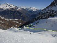 Alpe d'Huez ed Aig. Arves