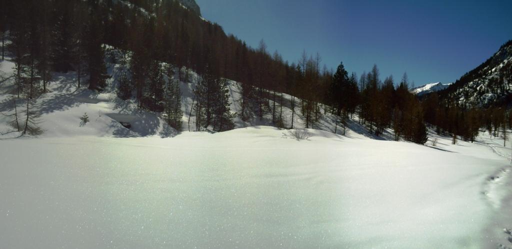Scala (Colle della) o Col de l'Echelle da Nevache 2011-03-06