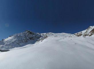 L'alpe Crest ed il colle Pianessa