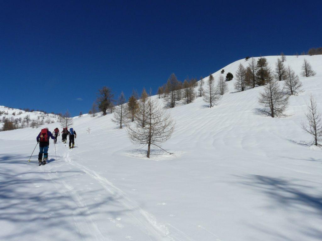 Paracouerte (Mont) da Casterino 2011-03-19