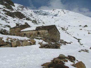 Arrivo all'Alpe Pinalba