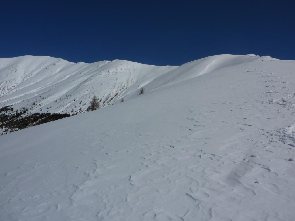 Fana (Corno di)/Toblacher Pfannhorn per la cresta S-SE 2011-03-21