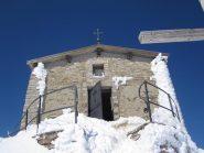 la Cappella in cima al Thabor