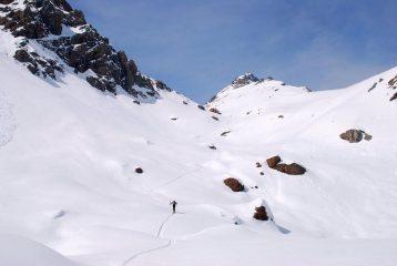 il vallone del Colle Sup. di Malanotte