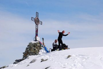 Cristalliera 2801 m
