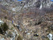 Sul sentiero per Verale