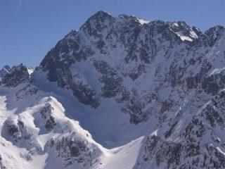 l'itinerario v. da Gorgia Cagna, marzo  2009