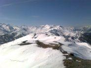 04 - la cresta che arriva al Fraiteve sopra Sauze d'Oulx