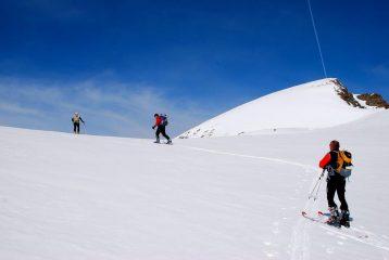 appare il Monte Ivertaz