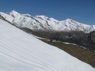 Alpe Reis ed il Monte Colombo