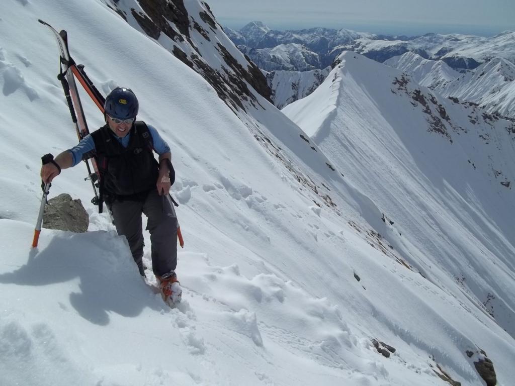 Tagliaferro (Monte) dal Passo del Gatto 2011-04-01