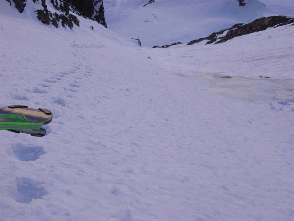 qualche placca di ghiaccio evitabile