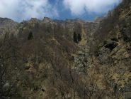 Il selvaggio vallone del Rio Arcando