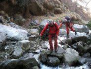 Passaggio sul Rio Arcando