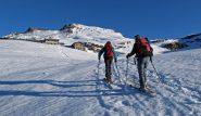 Nei pressi dell'alpe Palasina