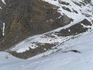 sopra l'alpeggio Arpisson