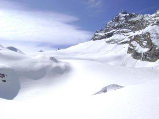 ghiacciaio di Torrent