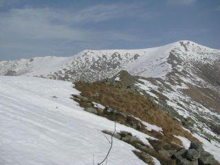 Monte Soglio dalla Rocca Lunga