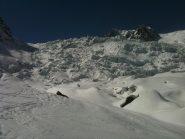 Al fondo del Glacier du Geant