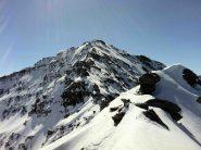 Roc del Boucher dalla cima