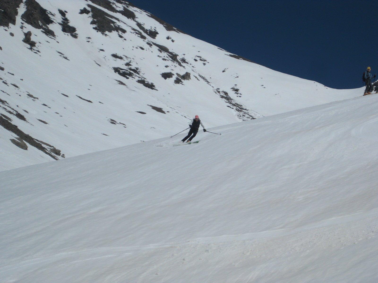 pendii sostenuti e ideali per lo sci